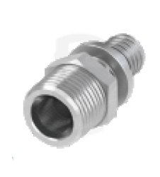 Соединение прямое с ниппелем сталь TECE