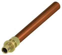 Адаптер на медную трубу (пайка) TECE