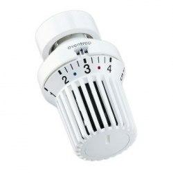 Термостат Oventrop Uni XH 7-28 C, * 1-5, жидк.чувств. элемент,белый