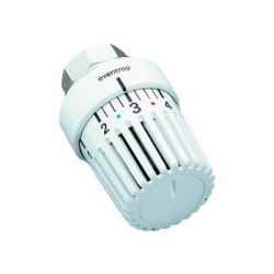 Термостат Oventrop Uni LH 7-28 C, * 1-5, жидк. чувств. элемент,белый