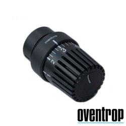 Термостатическая головка антрацит (черный) RAL 7016 Oventrop Uni LD