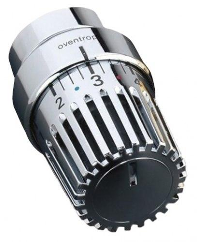 Термостатическая головка хромированный цвет Oventrop Uni LD