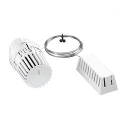 Термостат Oventrop Uni LD 7-28 C, 0 * 1-5, с дист. датчиком 2м, белый