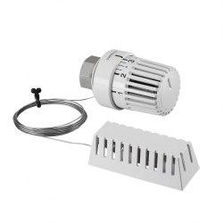 Термостат Oventrop Uni L 7-28 C, 0 * 1-5, с дист. датчиком 2м, белый