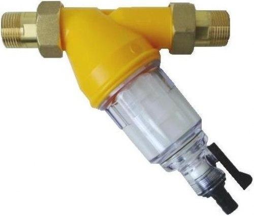 """Механический фильтр на холодную воду BWT UNI Plastik 3/4"""""""