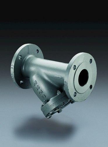 Сетчатый фильтр PN16, чугун Oventrop Ду32, фланцы по DIN 2501