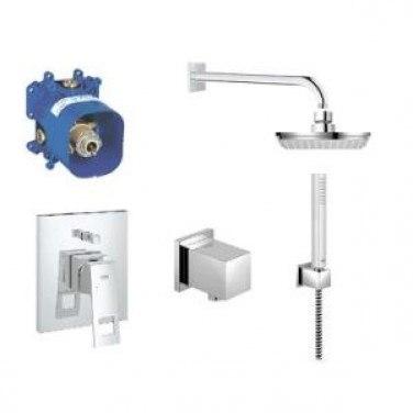 Комплект для ванной комнаты Grohe Eurocube