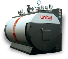 Промышленные котлы Unical