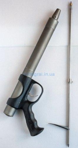 Рушниця пневматична Заславець 400мм
