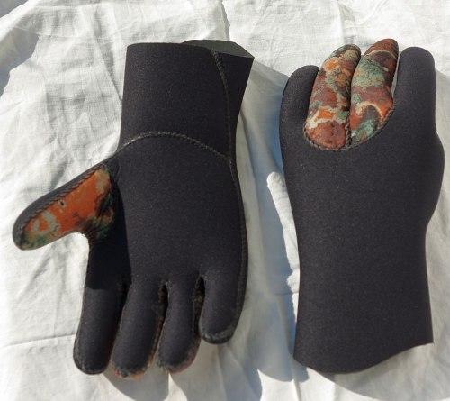 Перчатки п'ятипальцеві 5мм Sheico Власне виробництво
