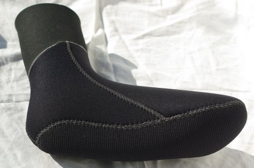 Шкарпетки 7мм Sheico чорні Власне виробництво
