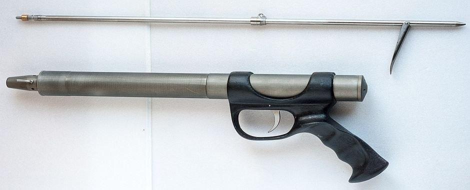 пневматична рушниця Заславця