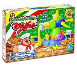 """Тесто для лепки FUN GAME """"Італійська кухня"""" 7346 FUN GAME"""