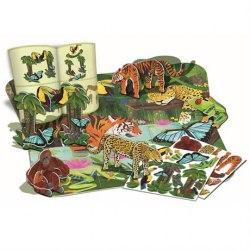 """3D-пазл """"Тропический лес"""" 4M 00-04678"""