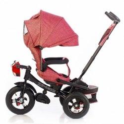 Велосипед трехколесный Красный Tilly CAYMAN T-381/2