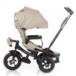 Велосипед трехколесный Бежевый Tilly CAYMAN T-381/2