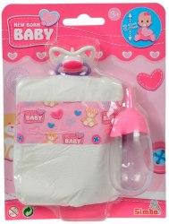Набор по уходу за пупсом (38-43 см) New Born Baby 556 0058