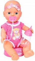 Пупс (30 см) с аксессуарами New Born Baby 503 0069