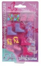 Набор обуви для Штеффи с розовыми балетками Steffi & Evi Love 466 0832-1