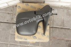 Зеркало правое на Citroen Berlingo (1997-2007) механическое, с обогревом