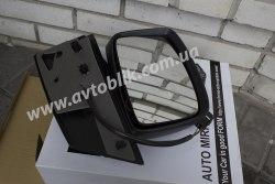 Зеркало правое на Citroen Jumpy (2007-2012) электро, одно зеркало
