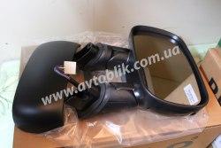 Зеркало левое на Fiat Doblo (2001-2009) электро