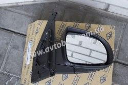 Зеркало левое на Kia Picanto (2008-2011) черное