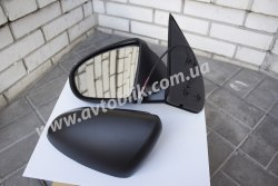 Зеркало левое на Nissan Qashqai (2006-2014) автоскладывание