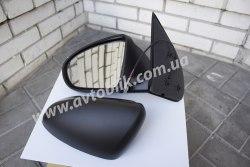 Зеркало правое на Nissan Qashqai (2006-2014) автоскладывание