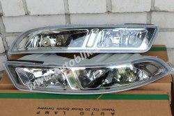 Противотуманная фара левая на Nissan Almera Classic B10 (2006-2013)