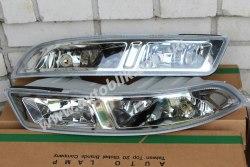 Противотуманная фара правая на Nissan Almera Classic B10 (2006-2013) обманка