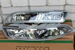 Противотуманная фара левая на Nissan Almera Classic B10 (2006-2013) обманка