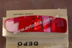 Задний фонарь правый в бампер на Mitsubishi Outlander XL (2007-2012) Depo