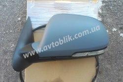 Зеркало левое на Skoda Octavia A5 (2009-2013) электро