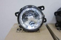 Противотуманная фара правая на Mitsubishi ASX (2010-2013) 2 лампочки