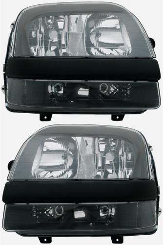 Фара передняя левая на Fiat Doblo (2001-2004)