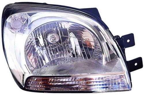 Фара передняя левая на Kia Sportage (2004-2008)