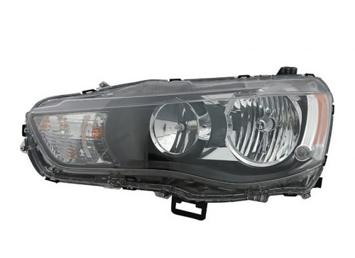 Фара передняя правая на Mitsubishi Outlander II XL (2010-2012)