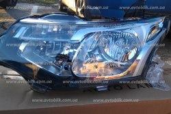 Фара передняя левая на Mitsubishi Outlander III (2012-2015)