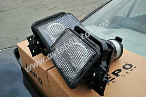 Противотуманная фара левая на BMW 5 E34