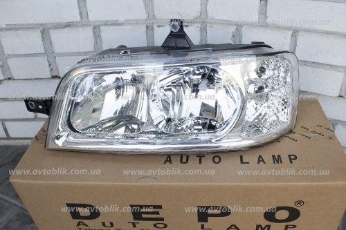 Фара передняя правая на Peugeot Boxer (2002-2006)