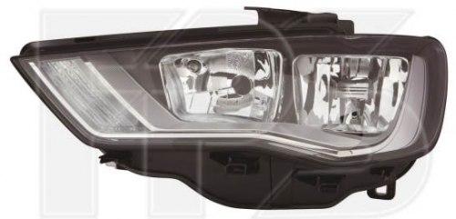 Фара передняя левая на Audi A3 (2012-2016)