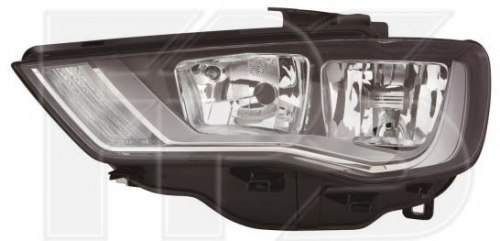 Фара передняя правая на Audi A3 (2012-2016)