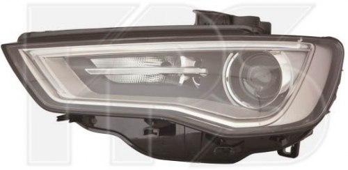 Фара передняя правая на Audi A3 (2012-2016) ксенон