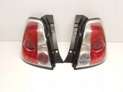 Задний фонарь правый на Fiat 500 (2007-2015)