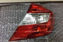 Задний фонарь левый на Honda Civic (2011-2013)