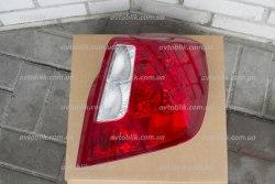 Задний фонарь левый на Chevrolet Lacetti седан (2003-2013) Depo