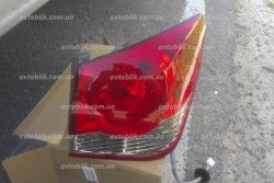 Задний фонарь левый на Chevrolet Cruze (2009-2015) Depo