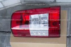 Задний фонарь правый на Citroen Berlingo (2005-2007)