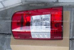 Задний фонарь левый на Citroen Berlingo (2005-2007)